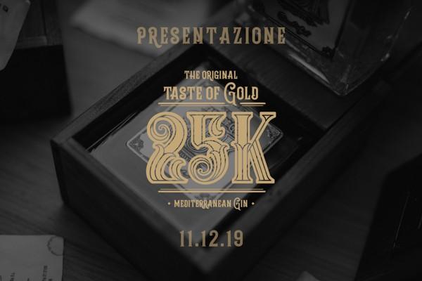 25K gin evento lancio a Brescia 25k evento lancio a brescia